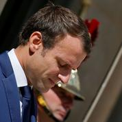 Pour Emmanuel Macron, l'état de grâce est déjà fini