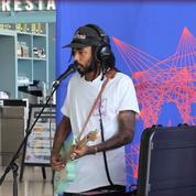 Musique à l'aéroport : prendre son (en)vol en musique