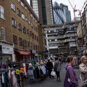 Le Brexit installe durablement le Royaume-Uni dans une croissance «tiède»