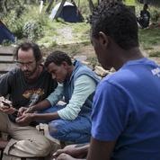 Migrants: un millier d'arrestations par semaine à Nice