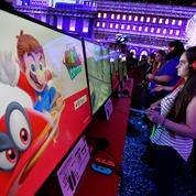 La Switch de Nintendo s'approche des 5 millions de ventes