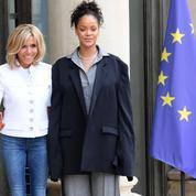 Rihanna à l'Élysée, «rencontre incroyable» ou «mascarade peopolitique»?