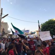 Syrie: au cœur de la province d'Idlib, un fragile îlot de résistance