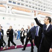 Le gouvernement nationalise «temporairement» les chantiers de Saint-Nazaire