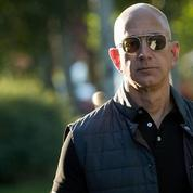 Jeff Bezos, fondateur d'Amazon, devient l'homme le plus riche du monde