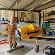 Le fabuleux musée volant de Jean Salis