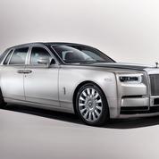Rolls-Royce Phantom, pour un silence en or