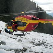 Des restes humains retrouvés dans le Mont-Blanc