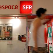 SFR peine encore à gagner des clients en France