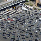 Chassé-croisé, bouchons et excès de vitesse: les chiffres des autoroutes françaises