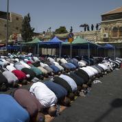 Jérusalem : un vendredi relativement calme, mais toujours sous tension