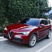 Alfa Romeo Stelvio, des gènes sportifs
