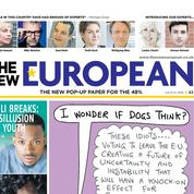 The New European ,l'hebdo anti-Brexit