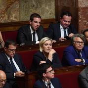 Les débuts atones du Front national à l'Assemblée