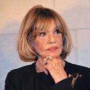 Jeanne Moreau par Peter Adam