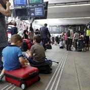 La SNCF sous pression après trois jours de chaos gare Montparnasse