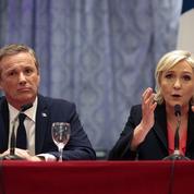 Entre Nicolas Dupont-Aignan et le FN, les relations se dégradent