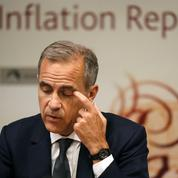 Brexit : la Banque d'Angleterre plus pessimiste