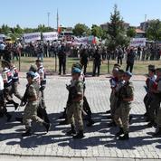 Turquie : Erdogan met en scène une nouvelle purge dans l'armée