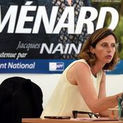 Emmanuelle Ménard : «Je ne fais pas de pèlerinage au siège du FN avant de m'exprimer»