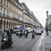 Paris : le préfet de police contre une voie unique rue de Rivoli