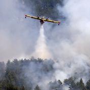 Incendies : Gérard Collomb appelle chacun à «faire preuve d'attention»