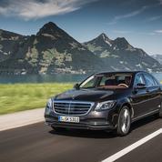 Mercedes S 400 d 4Matic : la preuve par six