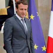 Sondage : les petits patrons font confiance à Macron