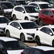 Le Brexit fait déraper les ventes de voitures au Royaume-Uni