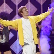 Justin Bieber refait surface à Hollywood