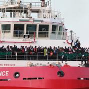 Migrants : discorde entre Médecins sans frontières et la justice italienne