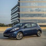 Nissan vend son activité de batterie pour voitures électriques
