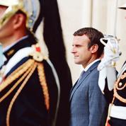 Macron se prépare à affronter une rentrée difficile