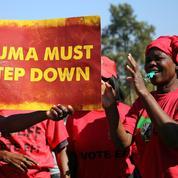 Zuma échappe à une motion de censure en Afrique du Sud