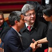 À La France insoumise, Ruffin commence à faire de l'ombre à Mélenchon