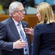 UE : les coûteux déplacements de Jean-Claude Juncker et Federica Mogherini