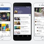 Watch, la télévision de Facebook pour rivaliser avec YouTube et Netflix