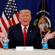 Donald Trump prévient : «L'option militaire contre Pyongyang est en place»