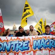 Macron à l'épreuve de la réforme du Code du travail
