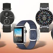 L'irrésistible ascension des montres connectées