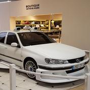 Peugeot met en scène plus de 200 ans d'histoire