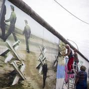 Berlin: Beyond the wall ,des photos pour «alerter les consciences»