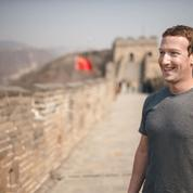 Pour séduire les Chinois, Facebook avance masqué