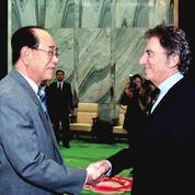 Jack Lang veut «sécuriser et soutenir économiquement» la Corée du Nord