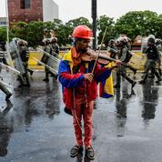 Venezuela : Wuilly Arteaga, le violoniste-manifestant, a été libéré