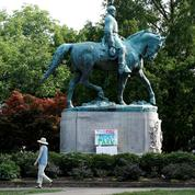 Pour Trump, le retrait des statues confédérées est une «mise en pièces» de la culture américaine