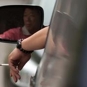 Incendies: un appel pour le retour des cendriers dans les voitures