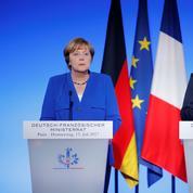 Berlin, un partenaire exigeant pour Emmanuel Macron