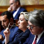 Le FN accuse Rugy de l'empêcher de former un groupe à l'Assemblée
