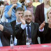 Législatives allemande : Martin Schulz défie Angela Merkel sur ses terres